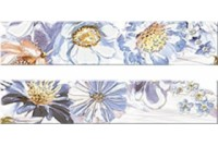 Dream Blue Border Set Floret