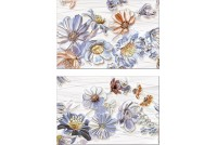 Dream Blue Decor Set Floret