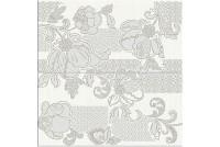 Illusion Grey Pattern Панно из 2 плиток