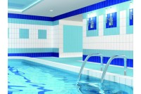 Атланта Bereza Плитка для бассейнов