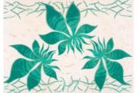 Магия фантазия зеленый декор