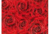 Престиж роза красный декор