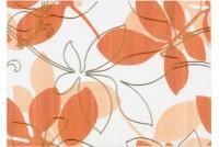 Ретро оранжевый Декор