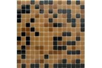 MIX8 черно-коричневый (бумага)   NS mosaic