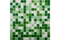 MIX11 зеленый (бумага)  NS mosaic