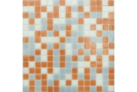 MIX13 серо-розовый  (бумага) NS mosaic