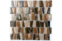 S-849 камень стекло NS mosaic