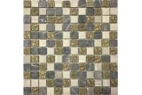K-736 камень матовый (23*23*8) 298*298 Ns-mosaic