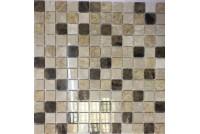 KP-739 камень полированная (23*23*4) 300*300 Ns-mosaic