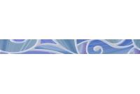 Arabeski blue 01 бордюр