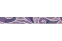 Arabeski purple 01 бордюр