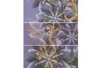 Gracia violet panno 01 (из 3-х плиток)