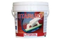 Затирочные смеси Starlike Litokol