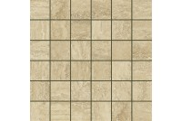 Travertino Romano Мозаика паттинированная 30x30