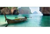 Концепт Панно из стекла Тайланд 4