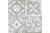 Портланд 1Д серый декор 60х60