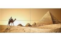 Сиерра Панно из стекла Пирамиды