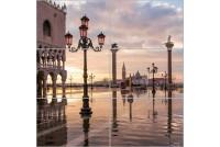 Венеция панно из стекла