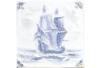 Бриз декор Корабль KYVN 99х99