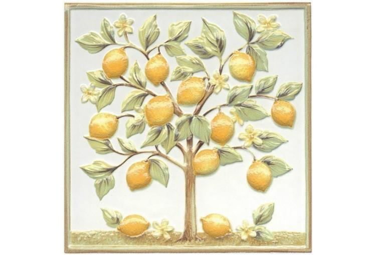 Лимонное дерево декор