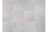 Караоке серый 122 , полотно 300х400 из 12 частей