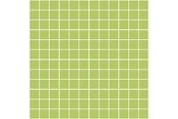 Темари яблочно-зеленый матовый 20068N