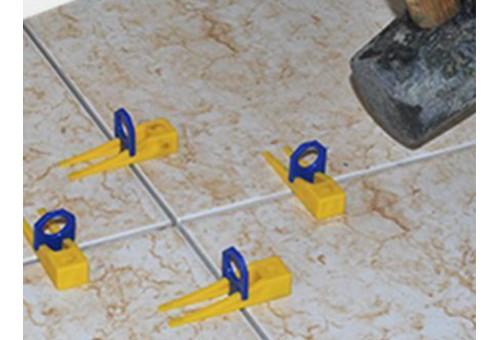 Система выравнивания плитки (3D крестики)