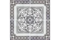 Астерия Панно белый (из 4 шт) 3609-0003