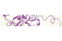 Монро бордюр фиолетовый