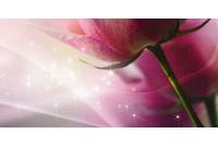 Ланком розовый декор 10-05-41-619-2