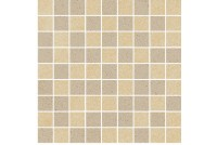 Arkesia Beige/Brown Mix Poler мозаика 30 x 30