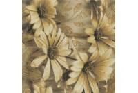 Busani Beige Kwiaty panel панно
