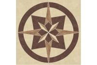 Mistral Beige Poler Rozeta Декор 79,8х79,8