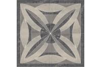 Mistral Grys Poler Rozeta Декор 119,6х119,6