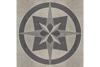 Mistral Grys Poler Rozeta Декор 79,8х79,8