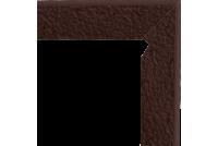 Natural Brown Duro Цоколь структурный двухэлементный правый