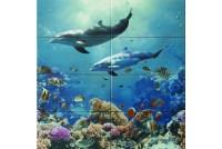 Mural Dolfins Панно