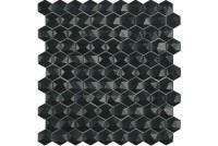 Hex Matt 903D Black мозаика