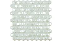 Hex Diamond 350D White мозаика