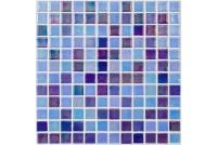 Shell Mix Deep Blue 552/555 мозаика