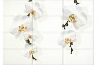Mono Декор Цветы Светло-бежевый MY2M302D