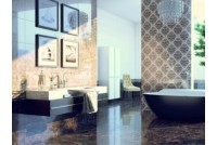 Лоренцо Интарсия/Lorenzo Intarsia Golden Tile