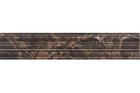 Lorenzo Modern коричневый бордюр 60х300