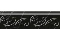 Абсолют Черный Modern бордюр 90х300