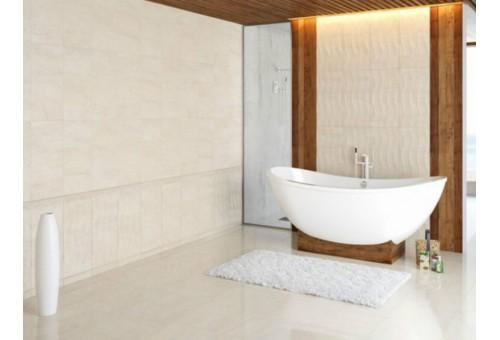 Crema Marfil Fusion Golden Tile