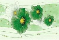 Маргарита декор (Герберы) зеленый