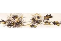 Октава бордюр цветы 6x25