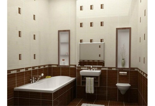 Romiata Golden Tile