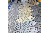 брусчатка PAVING series Ns-mosaic