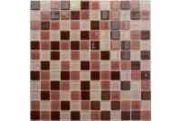 J-348 стекло (25*25*4) 318*318 Ns-mosaic